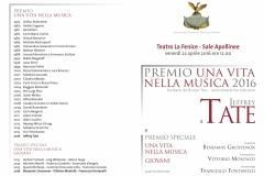 PremioUnaVitaNellaMusica_Programma